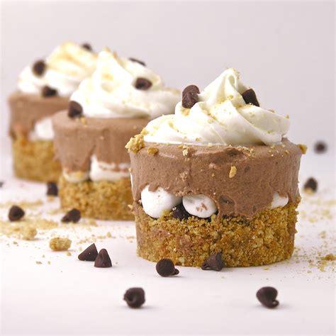 desserts individual individual dessert easybaked