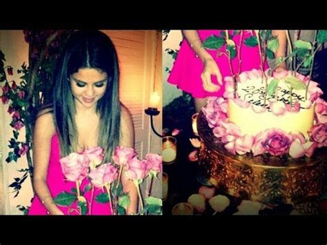 download mp3 happy birthday justin bieber inside selena gomez s 20th birthday party details youtube