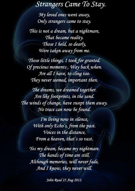 sad poems about life 25 perfect sad poems for sad times