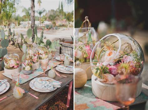 Desert Blooms Bridal Shower