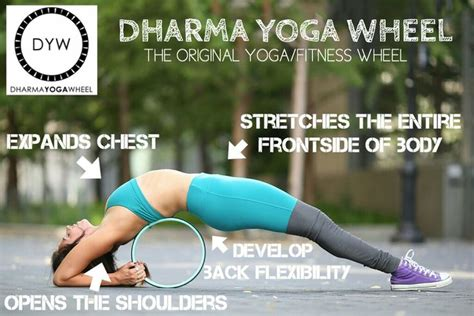 yoga wheel tutorial 17 best images about dharma yoga wheel on pinterest