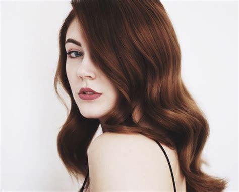 russet colored hair magnifiques couleurs de cheveux pour cet automne