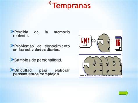 test memoria alzheimer alzheimer