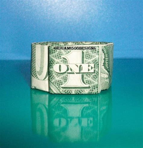 Money Origami Ring - 17 best images about oragami on origami cranes