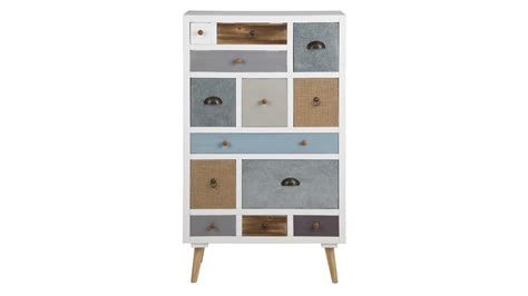 kommode highboard weiss kommode highboard wei 223 mit 13 schubk 228 sten bunt