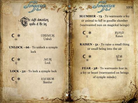 lanta s magic spells books pics for gt spell book
