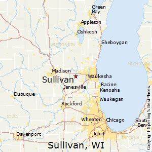 best places to live in sullivan, wisconsin