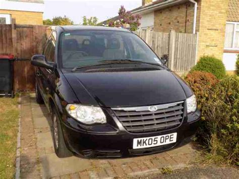 Chrysler Voyager Manual 2 4 Petrol 2005 The Cheapest New