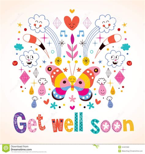 Printable Greeting Cards Get Well Soon | get well soon greeting card printable various invitation