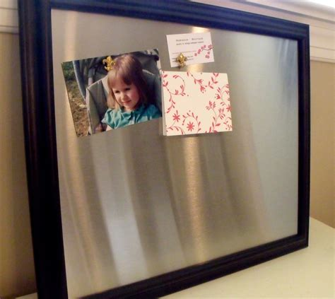 magnetic bulletin board large framed magnetic bulletin board memo board stainless steel simple mag board includes 3