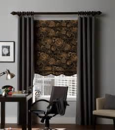 Flat Panel Curtains Custom Width Flat Panel Curtain 1