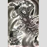 Japanese Demons | 1044 x 1600 jpeg 406kB