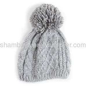 Korean Simple Design Fashion Warm Knitting Wool Hat simple winter knitted wool hat patterns for 2012