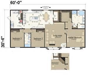 Champion Manufactured Homes Floor Plans floor plan