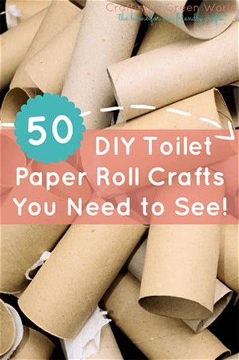 Things To Make With Paper Towel Rolls - 25 best ideas about paper towel rolls on