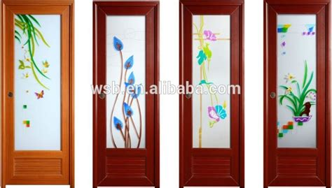 plastic bathroom door toilet plastic door design