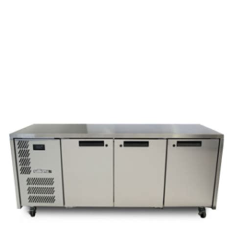 bench freezer commercial under counter bench freezer with solid doors