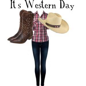 it s western day polyvore