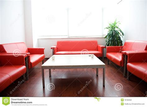 sofa waiting room sofa in waiting room stock photography image 16195352