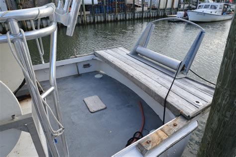 fishing boats for sale virginia beach 1973 used hatteras commercial fishing vessel commercial
