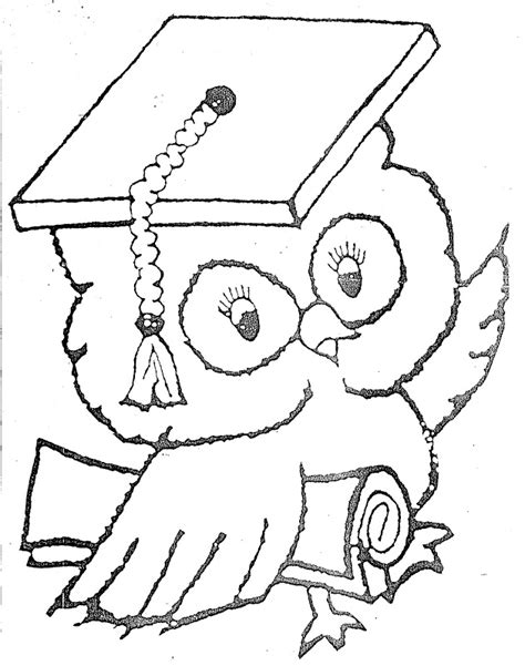 graduation coloring page az coloring pages