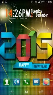 new themes for android 2015 download happy new year 2015 colors android theme htc