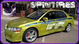 Mitsubishi Fast And Furious 2 Spintires 2 Fast 2 Furious Mitsubishi Lancer Evo