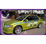 SpinTires  2 Fast Furious Mitsubishi Lancer Evo YouTube