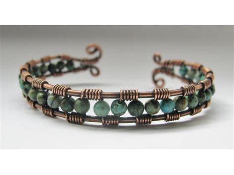 One Day Jewelry Workshop: Wire Wrap Cuff Bracelet   Hoboken, NJ Patch