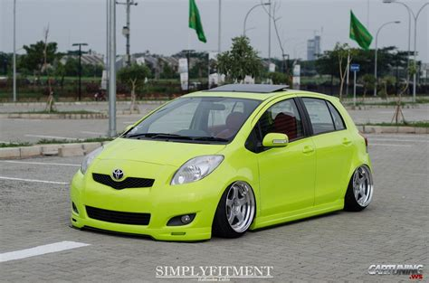 stance toyota stance toyota yaris