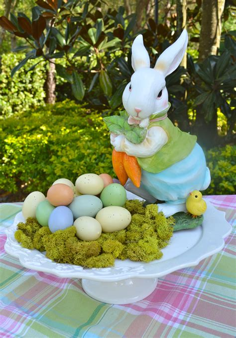 chloe s celebrations a cute easter centerpiece