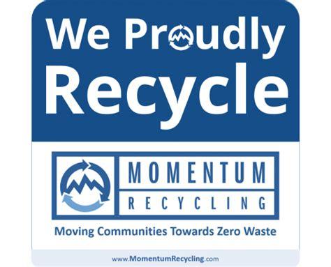 resource center momentum recycling