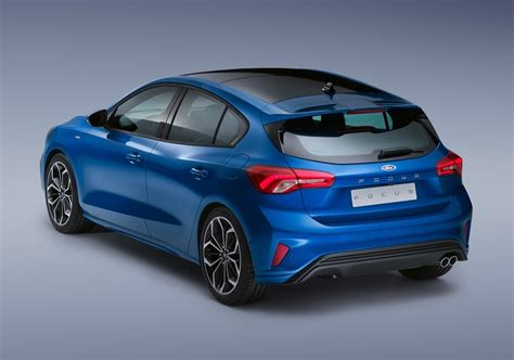 2019 Ford Focus St Line by 2019 Ford Focus St Line