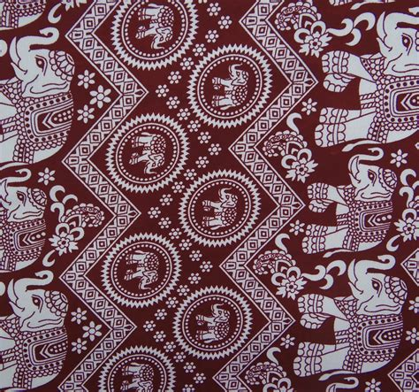 Elephant Print Upholstery Fabric by Elephant Print Polyester Fabric Sew Supply Fabrics 44
