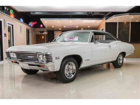 67 impala for sale 1967 chevrolet impala ss for sale classiccars cc