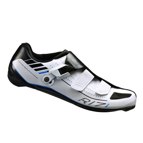 carbon road bike shoes shimano r171 carbon road cycling shoes white probikekit uk