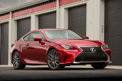 lexus rc 350 blacked out less for more 2018 lexus rc earns top safety award