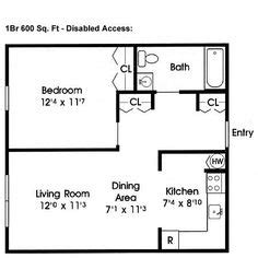 1000 images about mother in law quarters on pinterest make it 20x30 600 sq ft guest house dreams pinterest