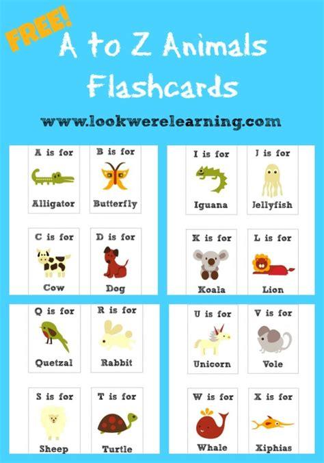 123 Flash Cards Free Printable