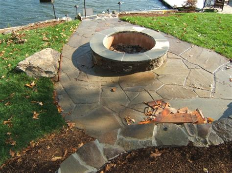 Firepit Construction Firepit Construction Building A Pit Construction And Safety Advice All Oregon Landscaping