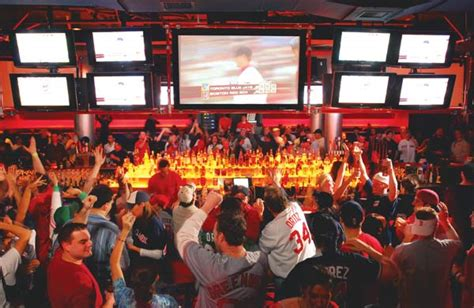 Top Sports Bars In Boston by Top 10 Sports Bars In Boston