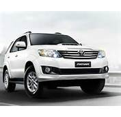 2012 Toyota Fortuner Revealed Thailand  Chiang Rai Times English