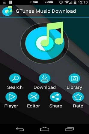 gtunes app for android best android apps to for free archives press cave