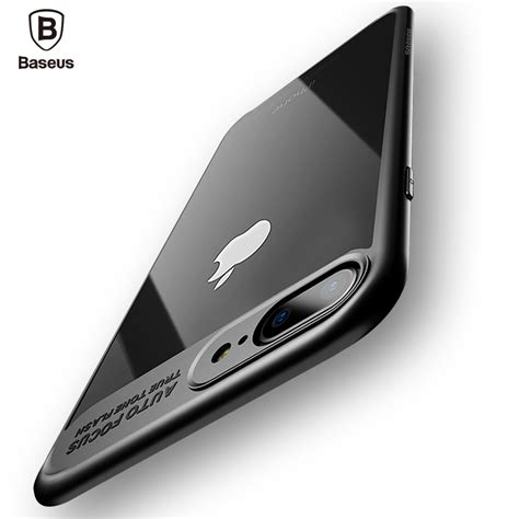 Iphone 7 8 Baseus Plaid Luxury Back Cover baseus luxury for iphone 8 7 6 6s ultra thin capinhas