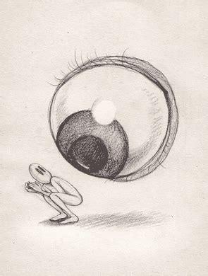 eyeball drawing