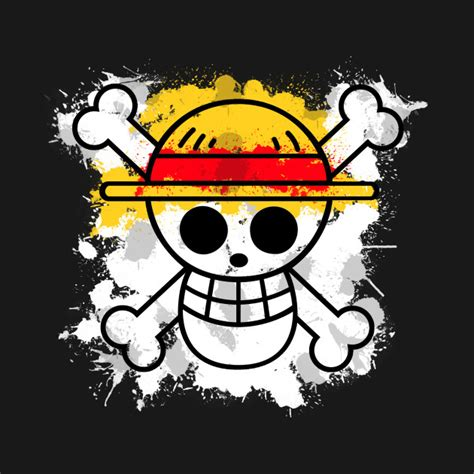 Straw Hat Tees straw hat one sleeve t shirt