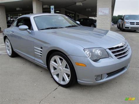 2004 sapphire silver blue metallic chrysler crossfire limited coupe 21940400 gtcarlot
