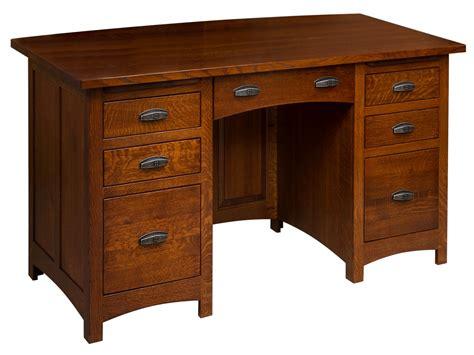 mission style executive desk executive wood desks mission style oak computer desk