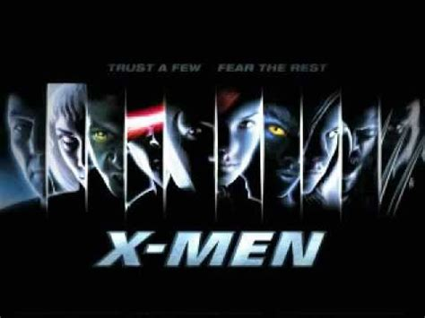 film online x men 1 x men 1 ending credits music michael kamen ost youtube