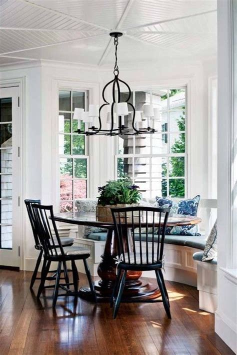 bay window seating styles window seat kitchen home bay